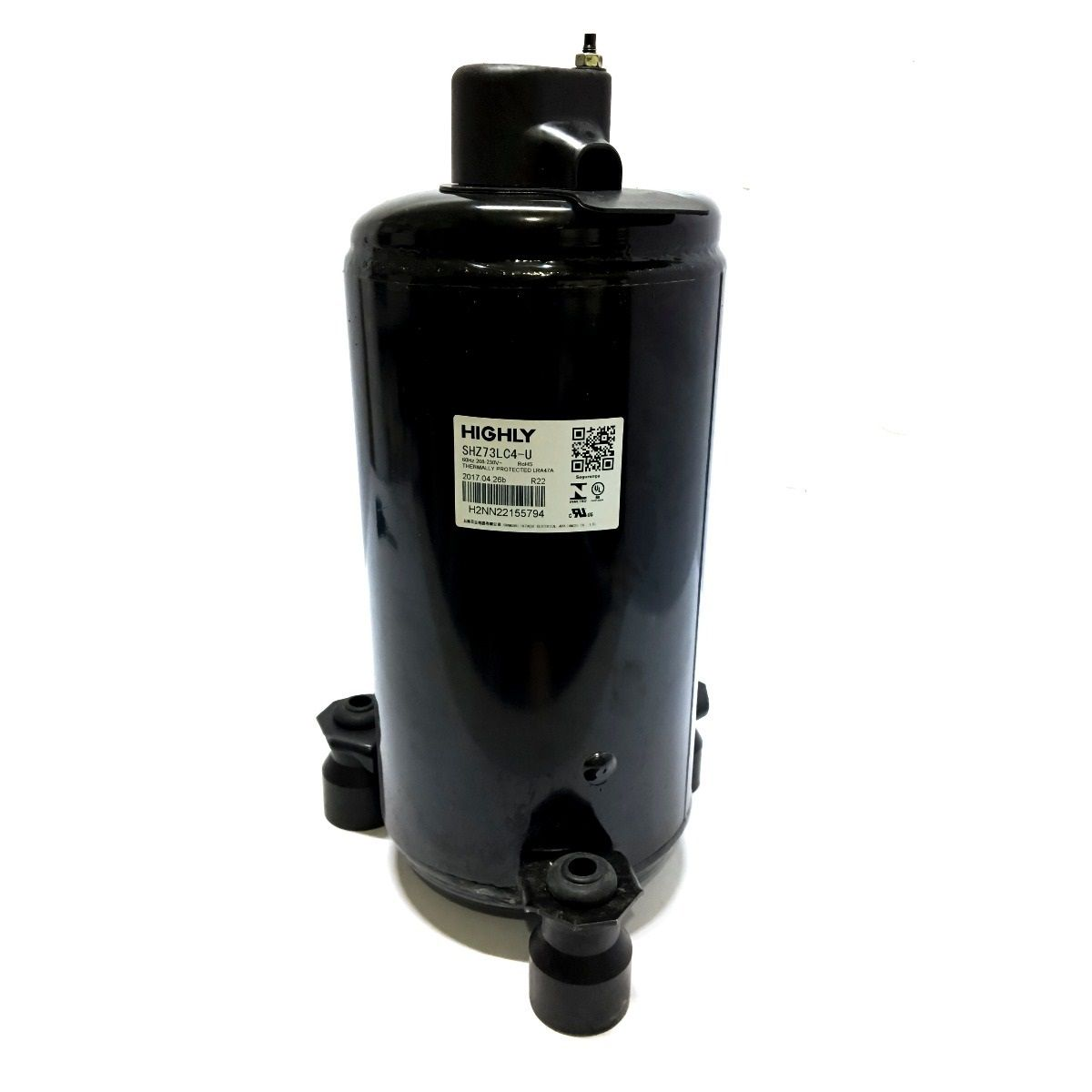 Compressor 18.000BTUS R410 220v