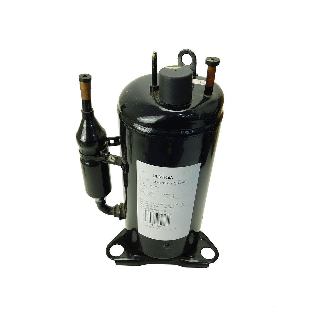 Compressor 9.000 Btus R410 Highly