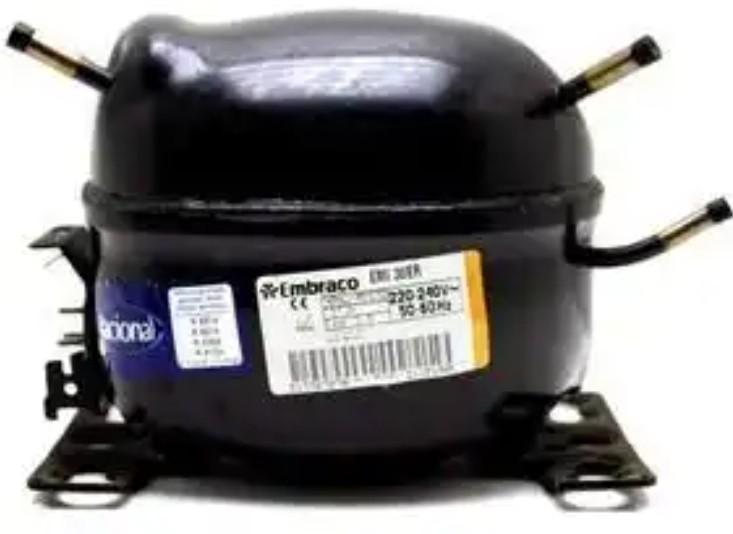 Compressor Embraco 1/10 R12/Mp39 220v Emi30er W10393829 Original