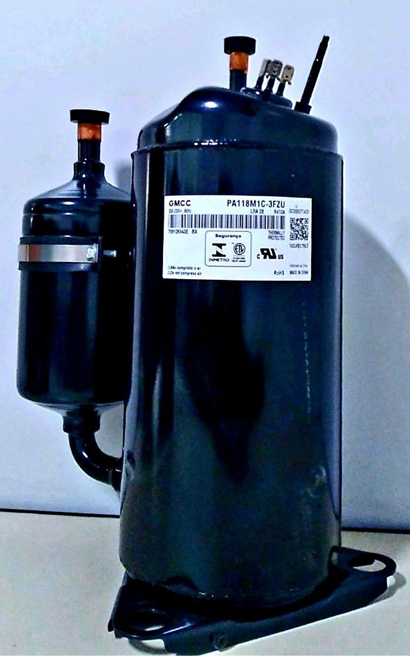 Compressor Rotativo 12000 BTU/s 220V R410 PA118M1C-3FZU