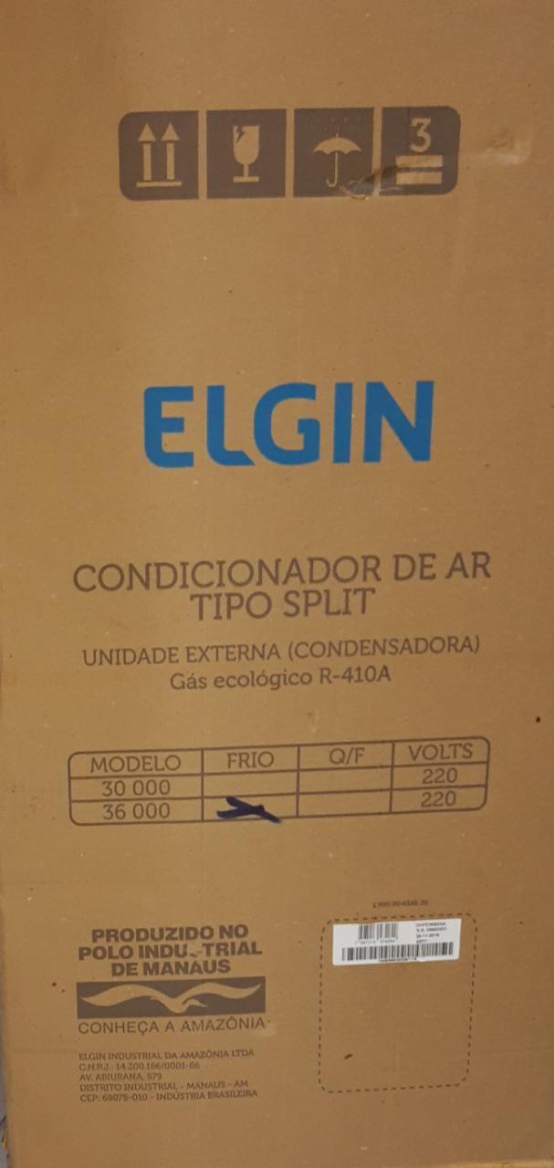 Condensadora Elgin Eco Frio 36000 Btus - OUFE36B2NA