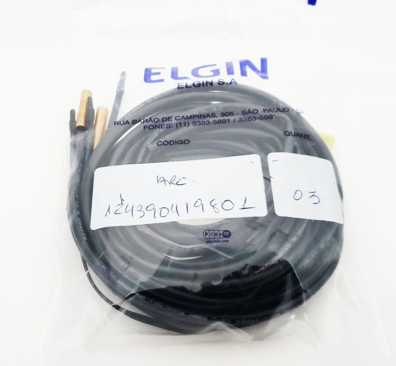 Sensores De Temperatura Cassete De 24000 A 60000 ELGIN
