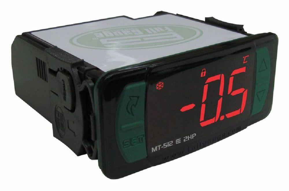 Controlador de Temperatura MT512E - 2hp/13 Full Gauge