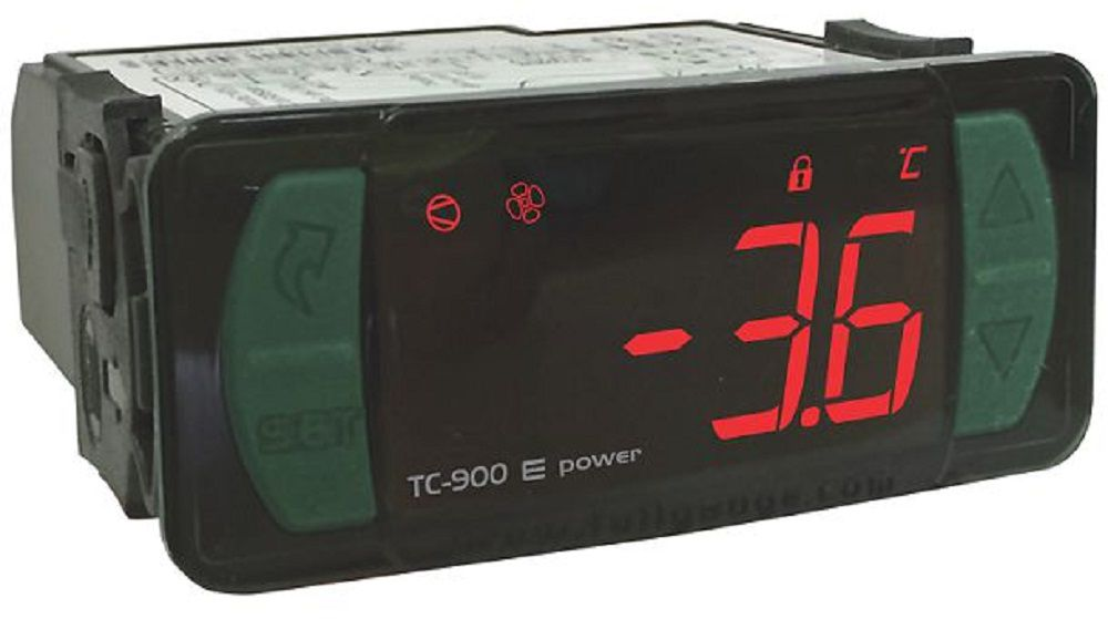 Controlador de Temperatura TC-900 E Power /07 - Full Gauge