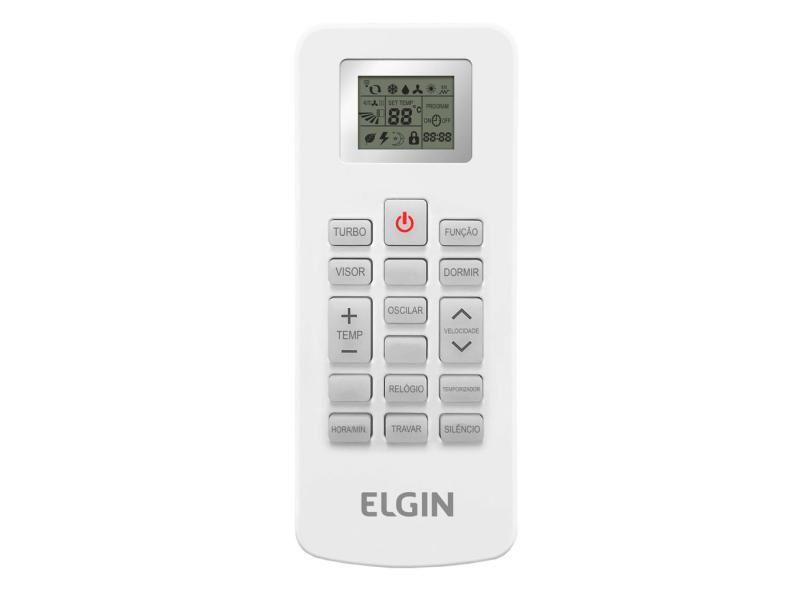 Controle elgin original hlfi