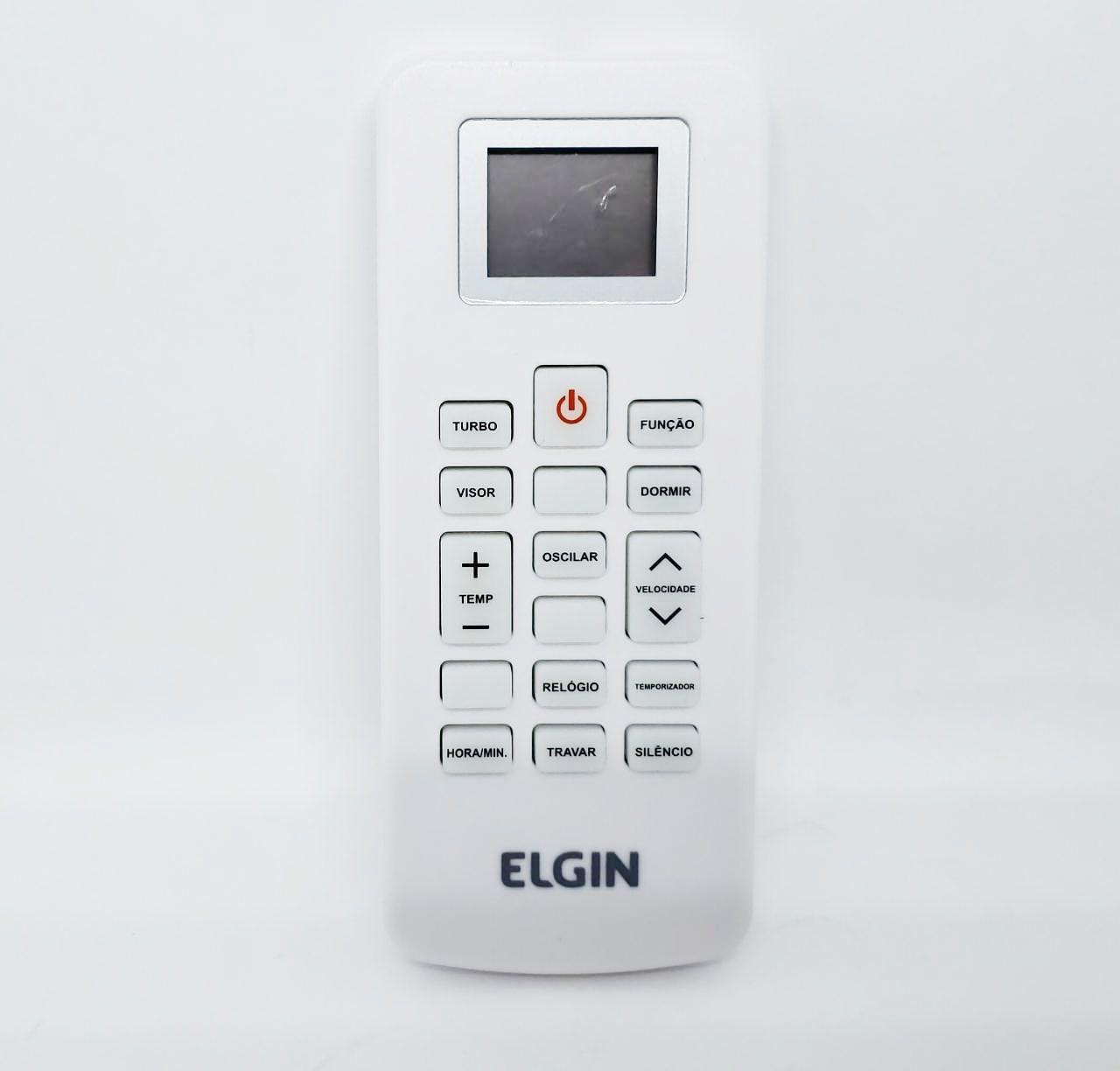 Controle Remoto Elgin (Eco Inverter / Ecologic) 9000 A 30000 Btus