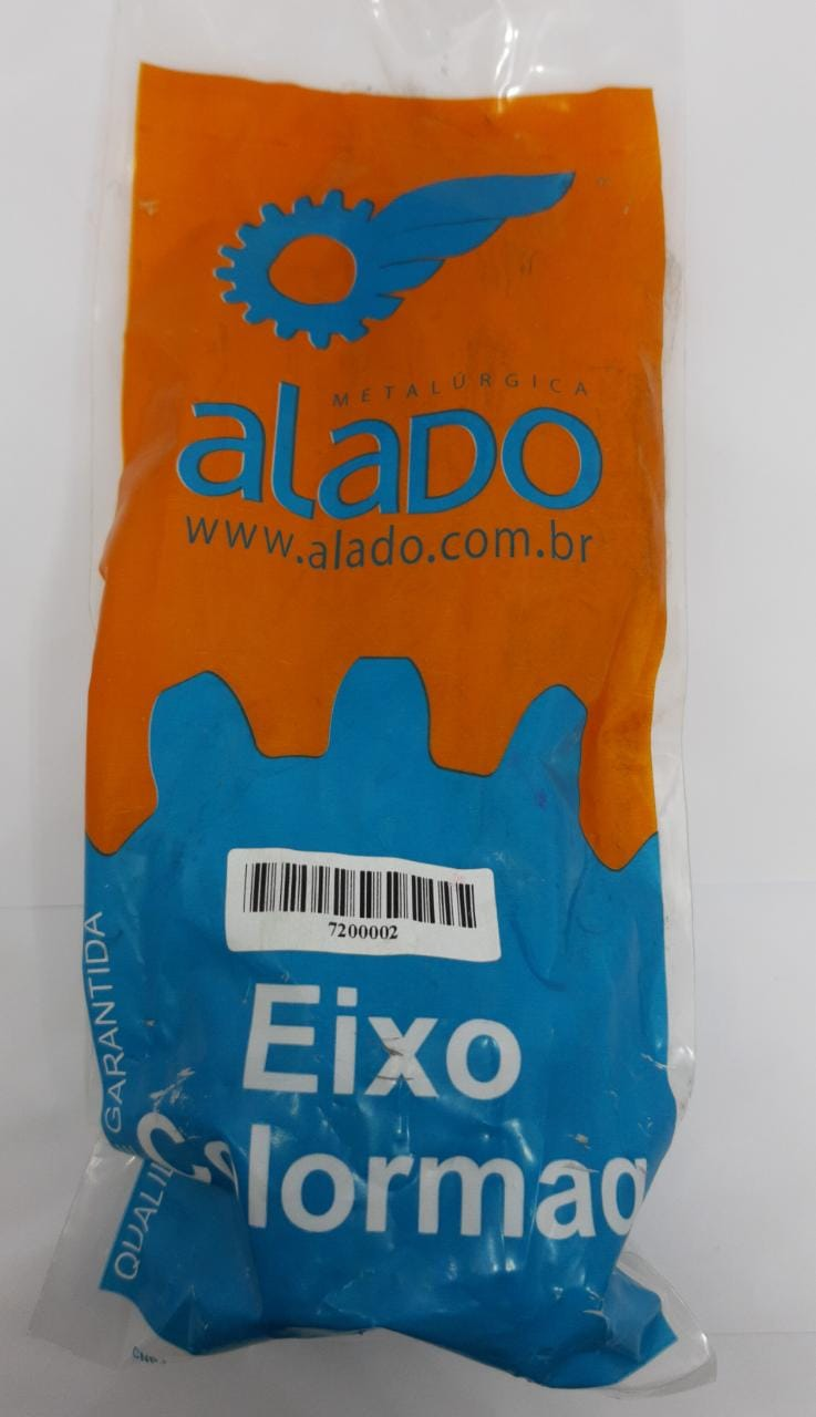 Eixo Colormaq Lca 10kg A 15kg -7200002 Alado
