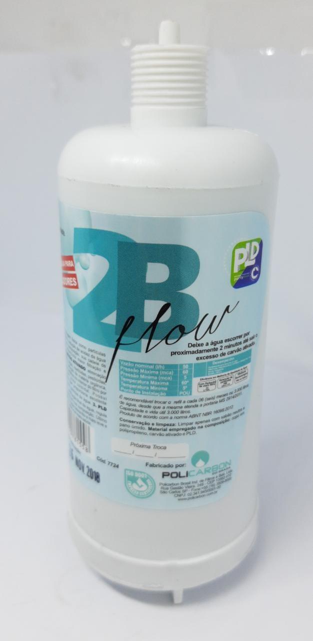 Filtro Refil 2b Flow Rosca / Rosca