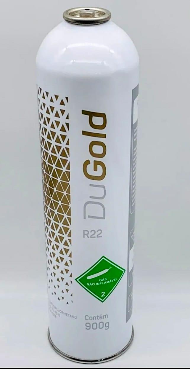 Gas r22 lata 900g Dugold