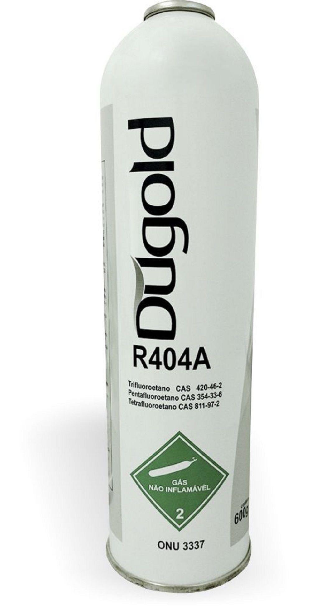Gás Refrigerante Dugold l R404