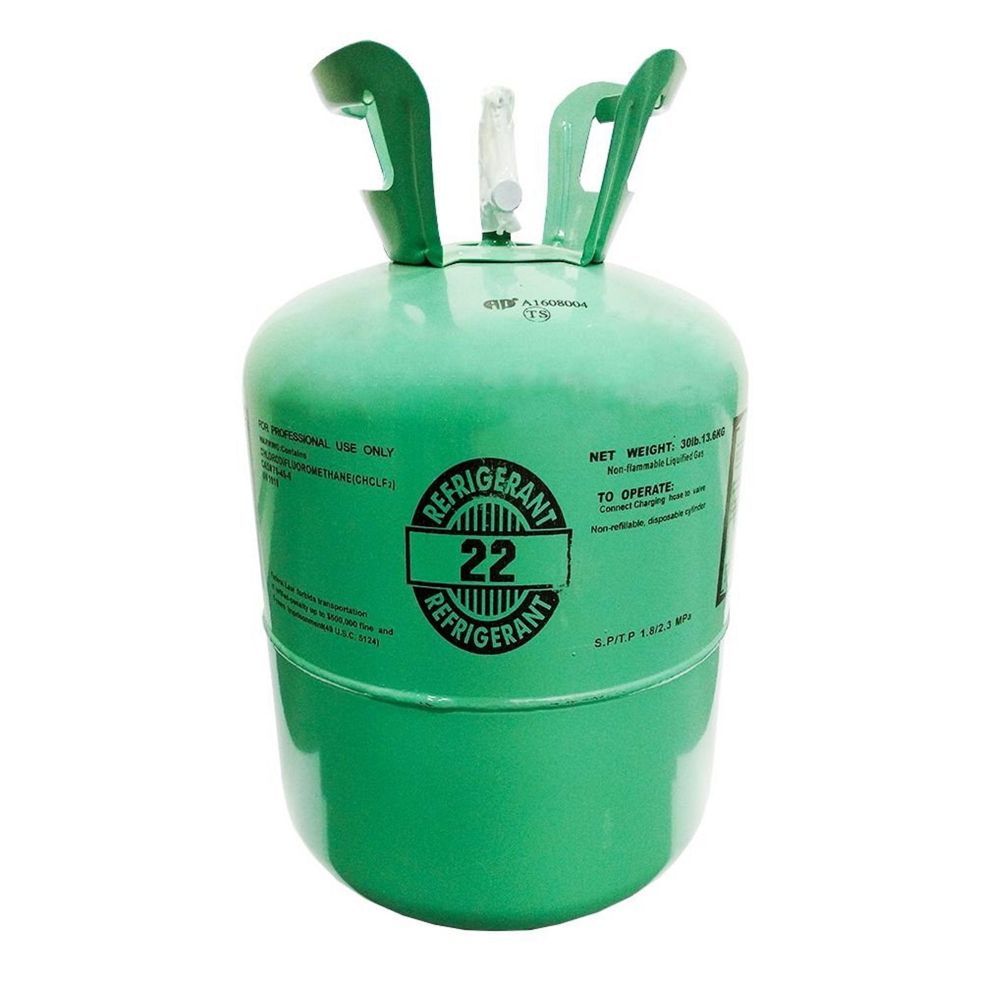 Gás Refrigerante R22 13.60Kg - Refrigerant