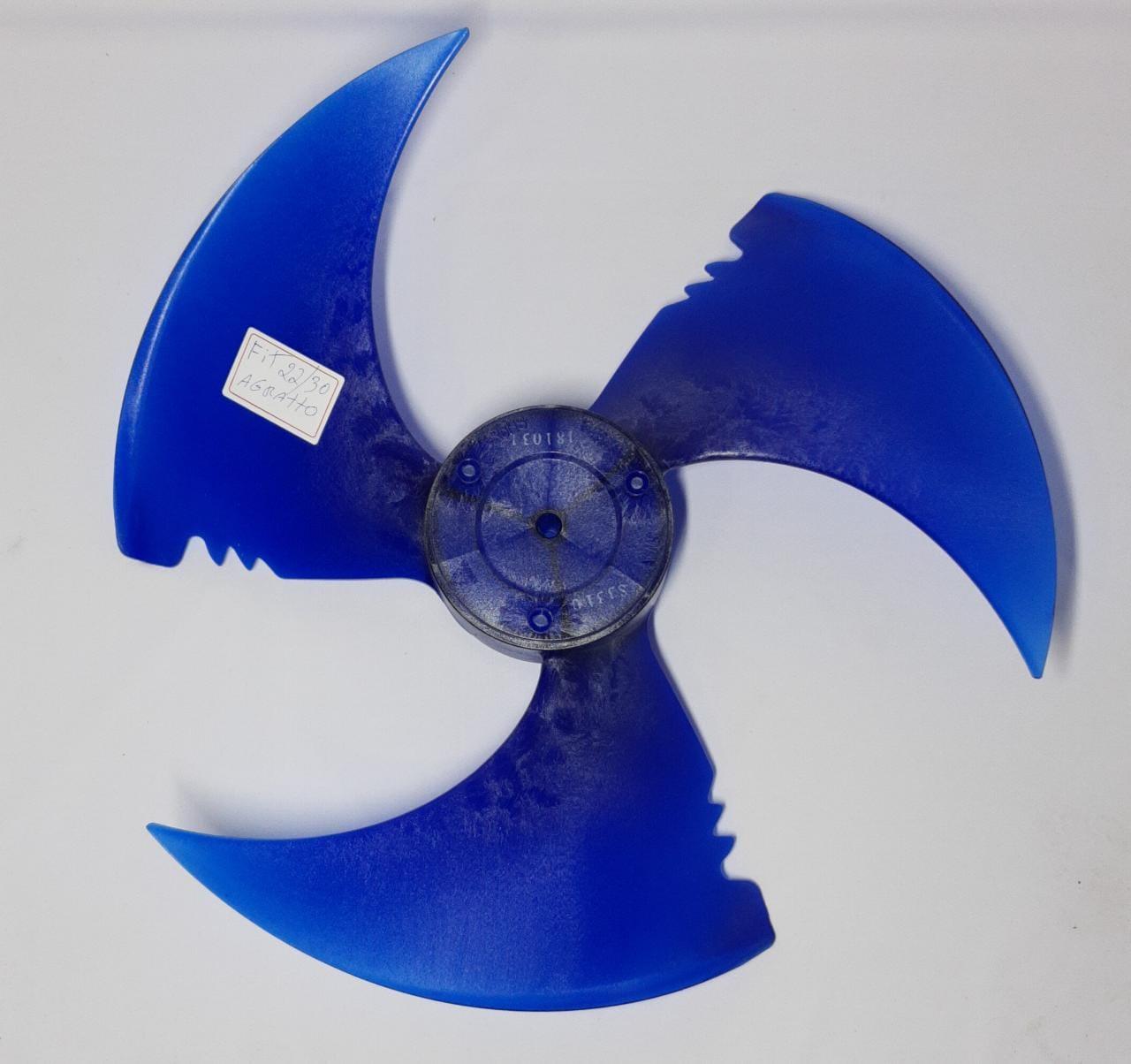 Hélice Condensadora 30.000 Btus Agratto Fit Ccs30 Original