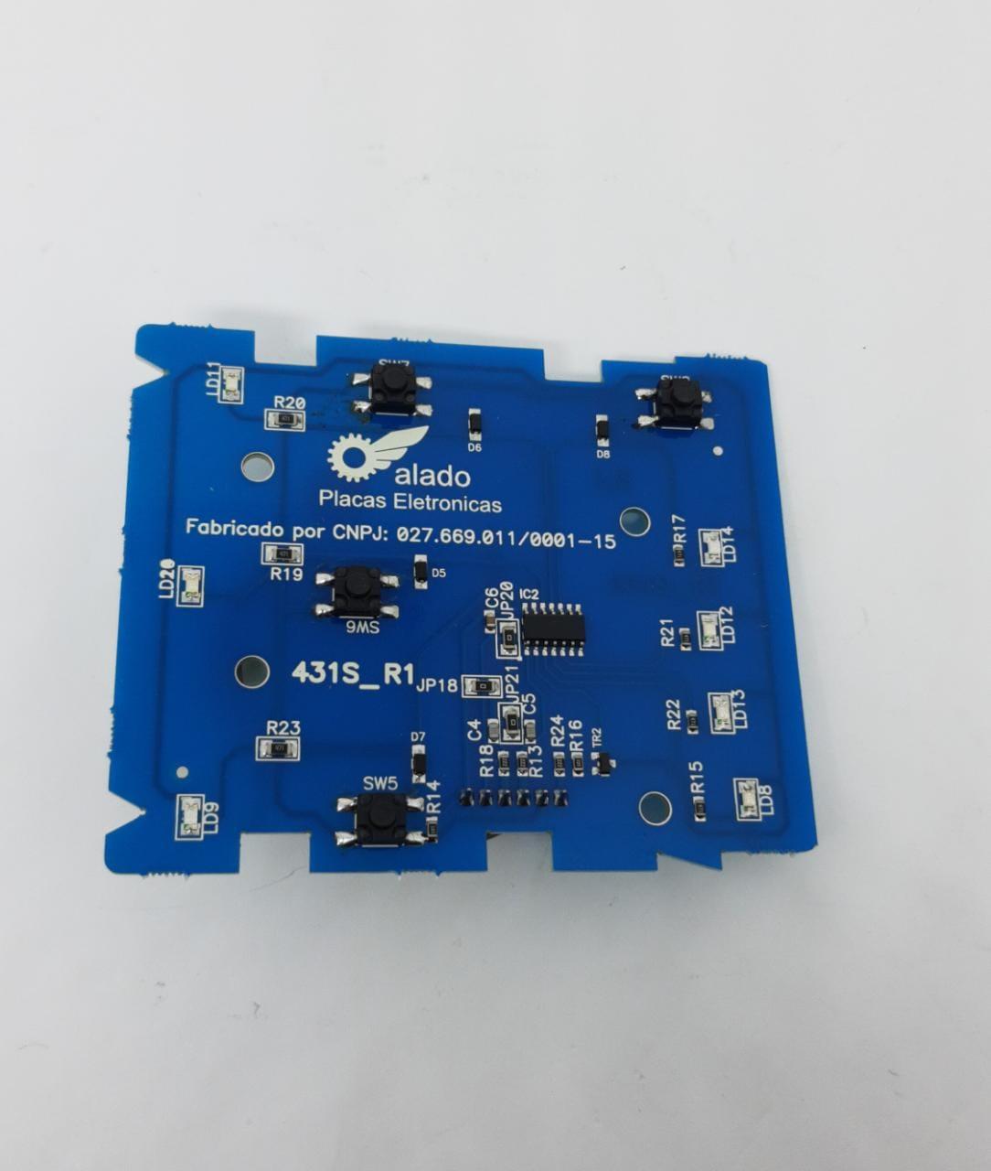 Placa Interface Electrolux Lte08  64500292 - Alado 7220123