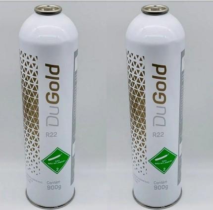 Kit 2 lata de Gás R22 - Dugold