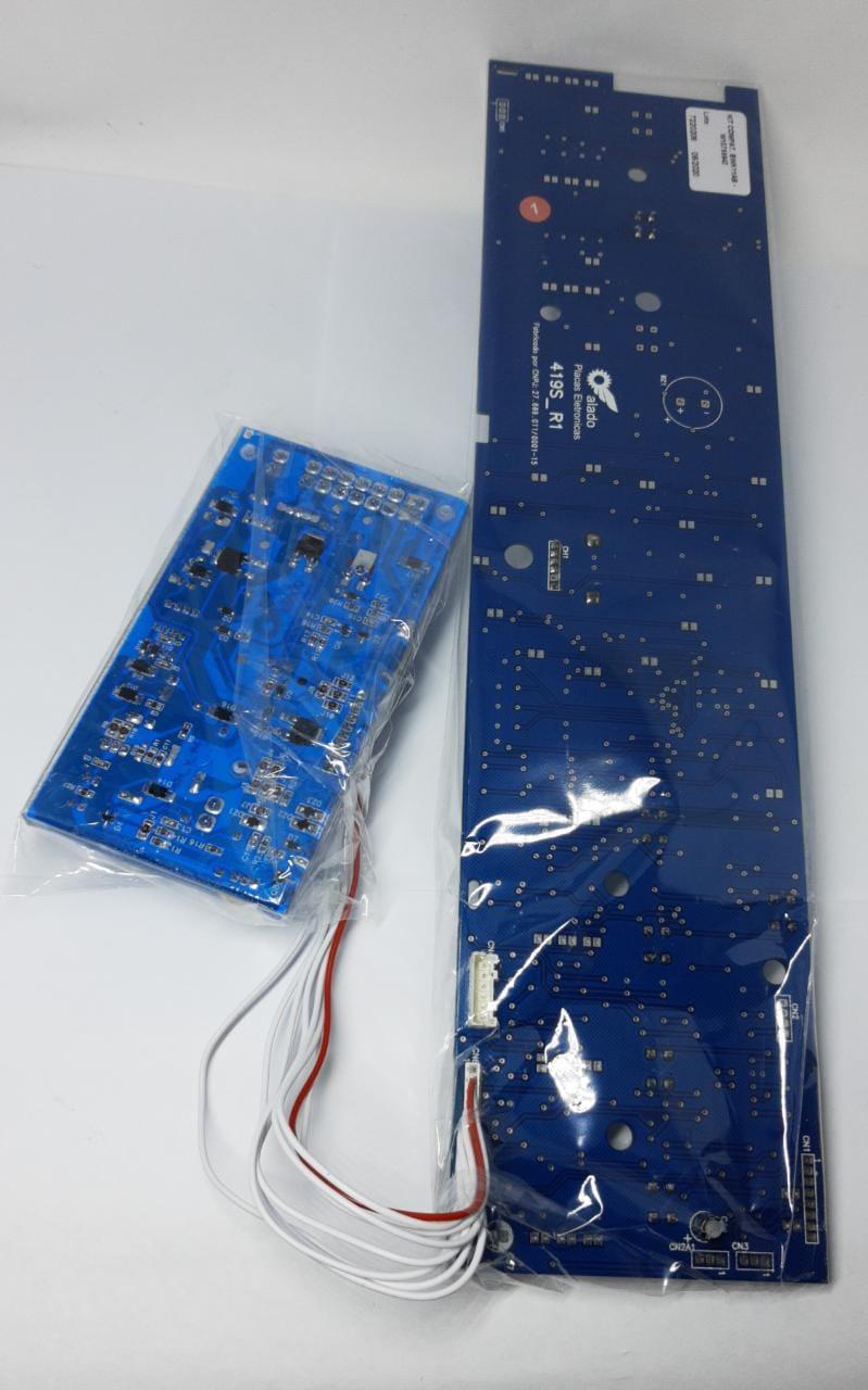 Kit Placa De Potência + Interface Brastemp Bwk11ab W10755942 - Alado