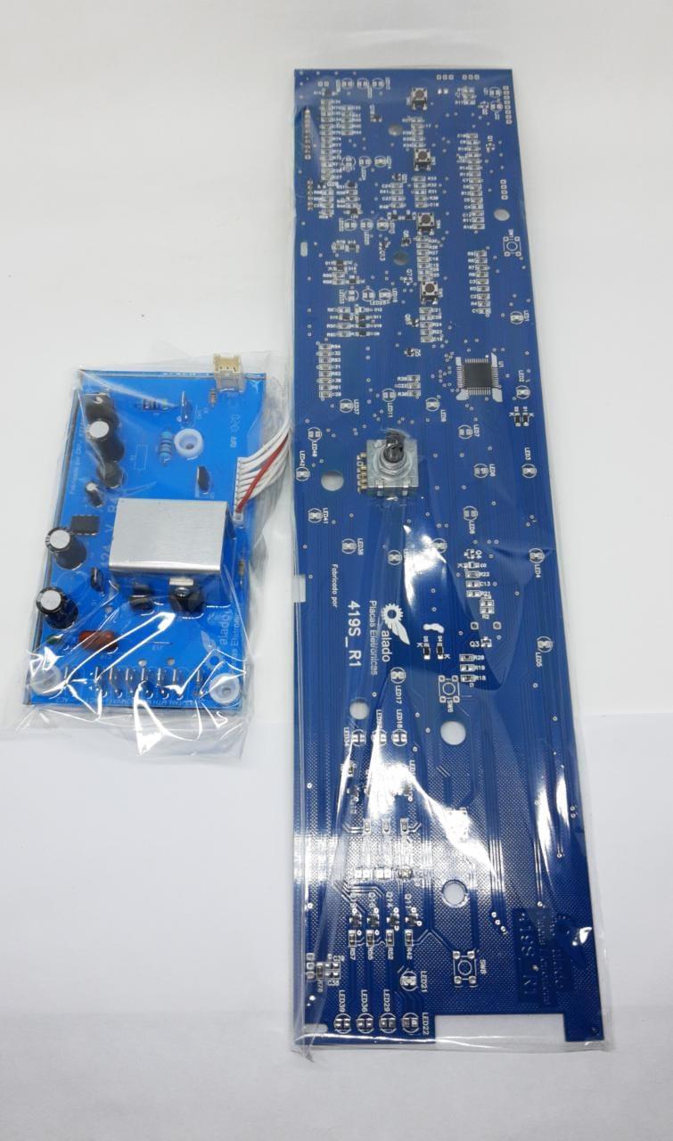 Kit Placa De Potência +  Interface Brastemp Bwl11 Active 326064442 - Alado