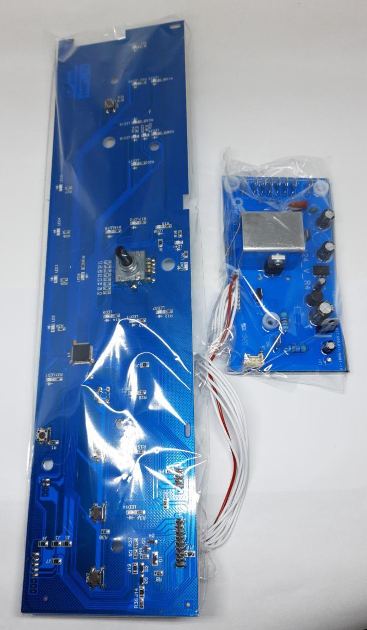 Kit Placa Potencia + Interface Brastemp Bwl09 W10308925 W10356418 W10540663 - Alado