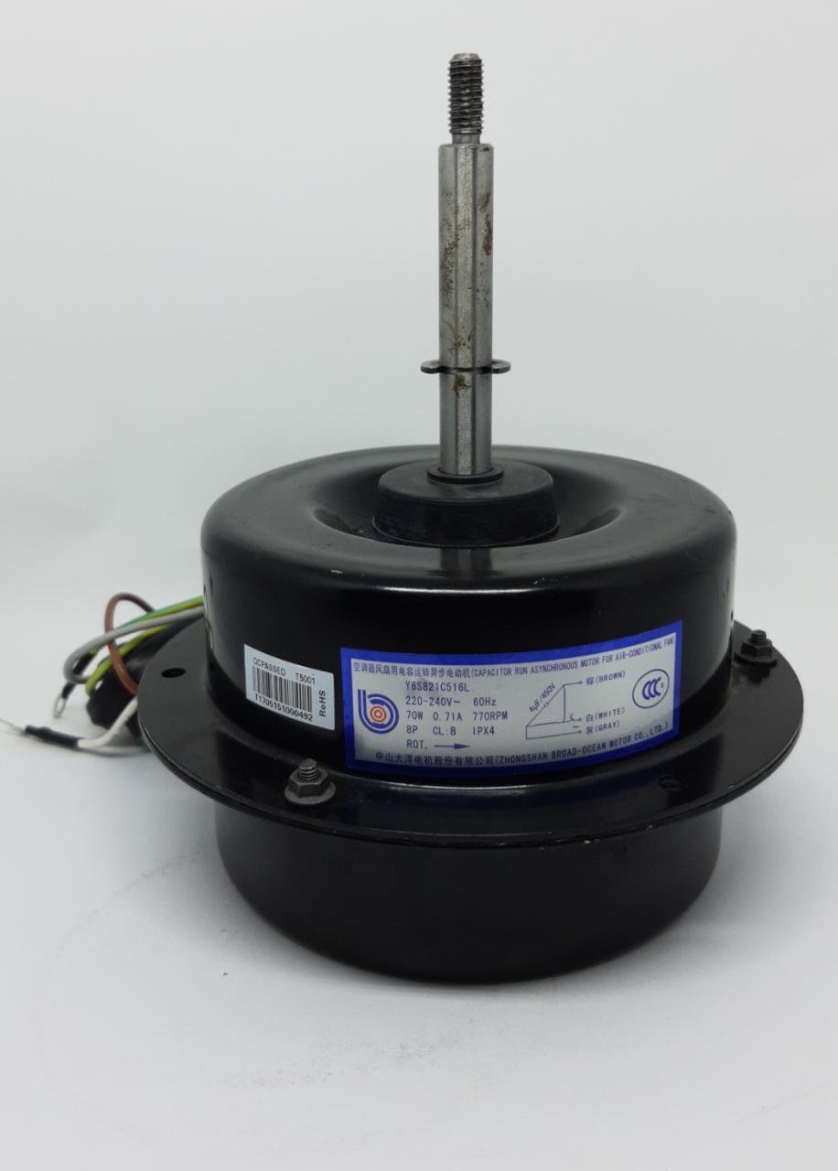 Motor Ventilador Condensadora 24000 A 3000 Btus Y6s821c516l Elgin