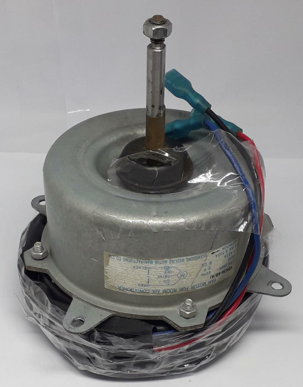 Motor Ventilador Condensadora 12.000 Btus Midea Comfee Ydk36-6b(B) 38mkqa12m5