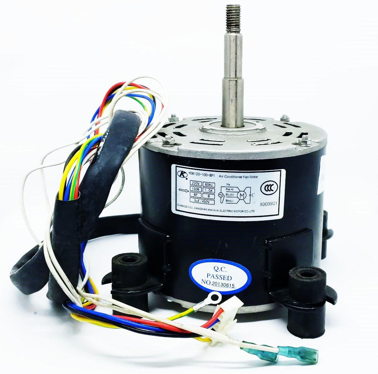 Motor Ventilador Condensadora 24000 A 60000btu Elgin
