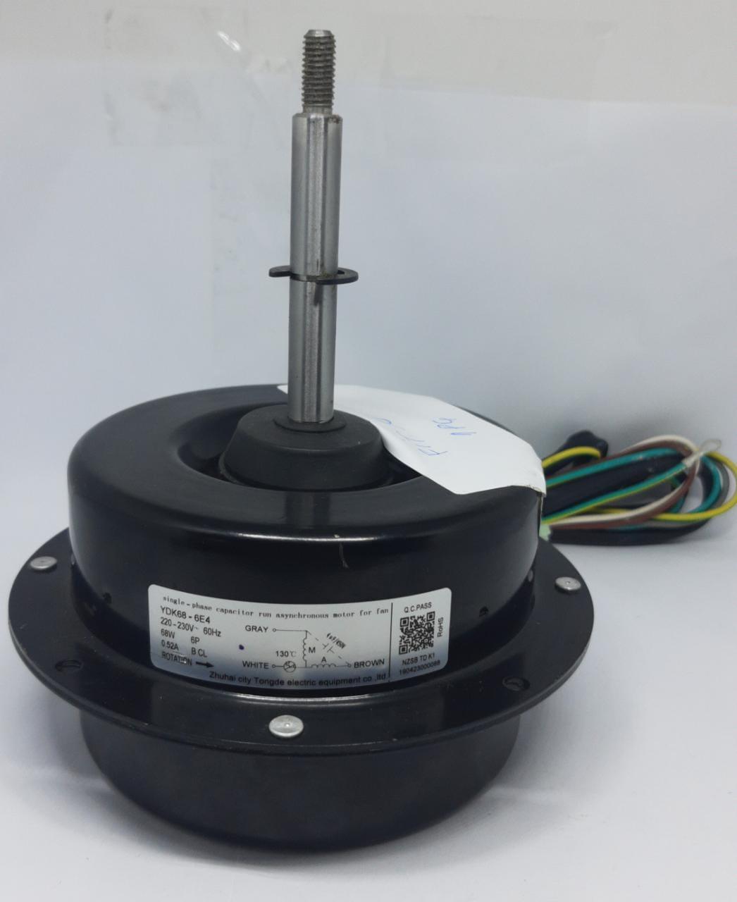 Motor Ventilador Condensadora 30.000 Btus Agratto Fit Ccs30 Original
