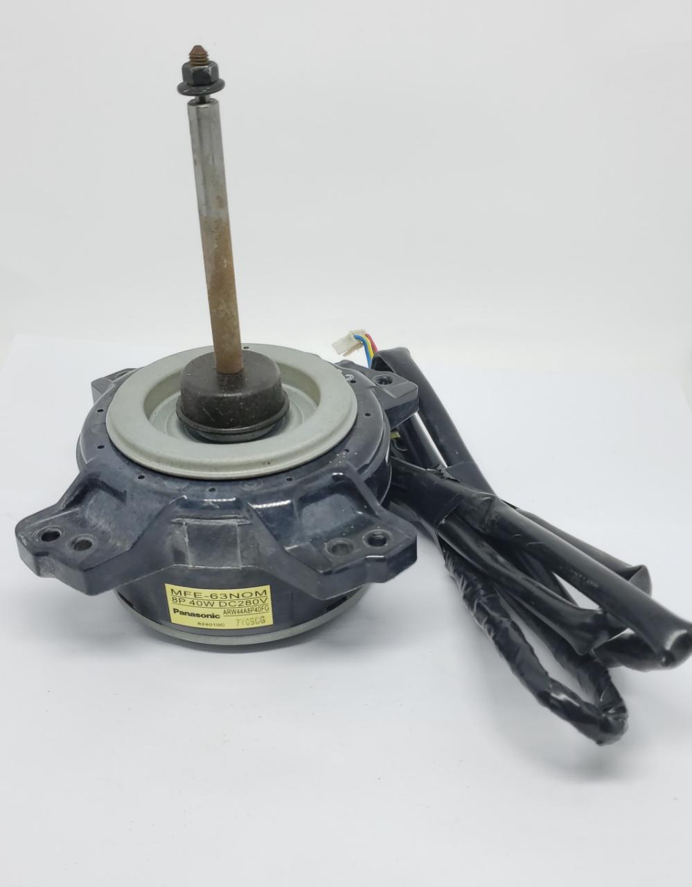 Motor Ventilador Condensadora Fujitsu 7000 A 18000 btus (usado)