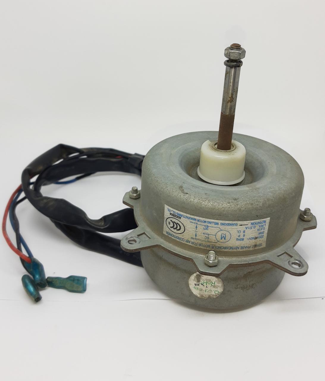 Motor Ventilador Condensadora 12.000 Btus Komeco (USADO)
