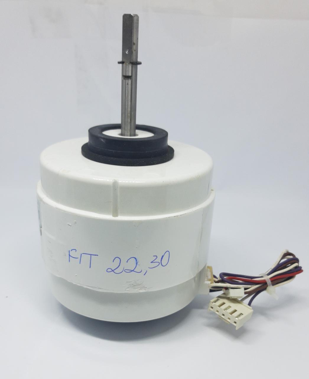 Motor Ventilador Evaporadora 22.000 Btus Agratto Fit Ccs22 Original