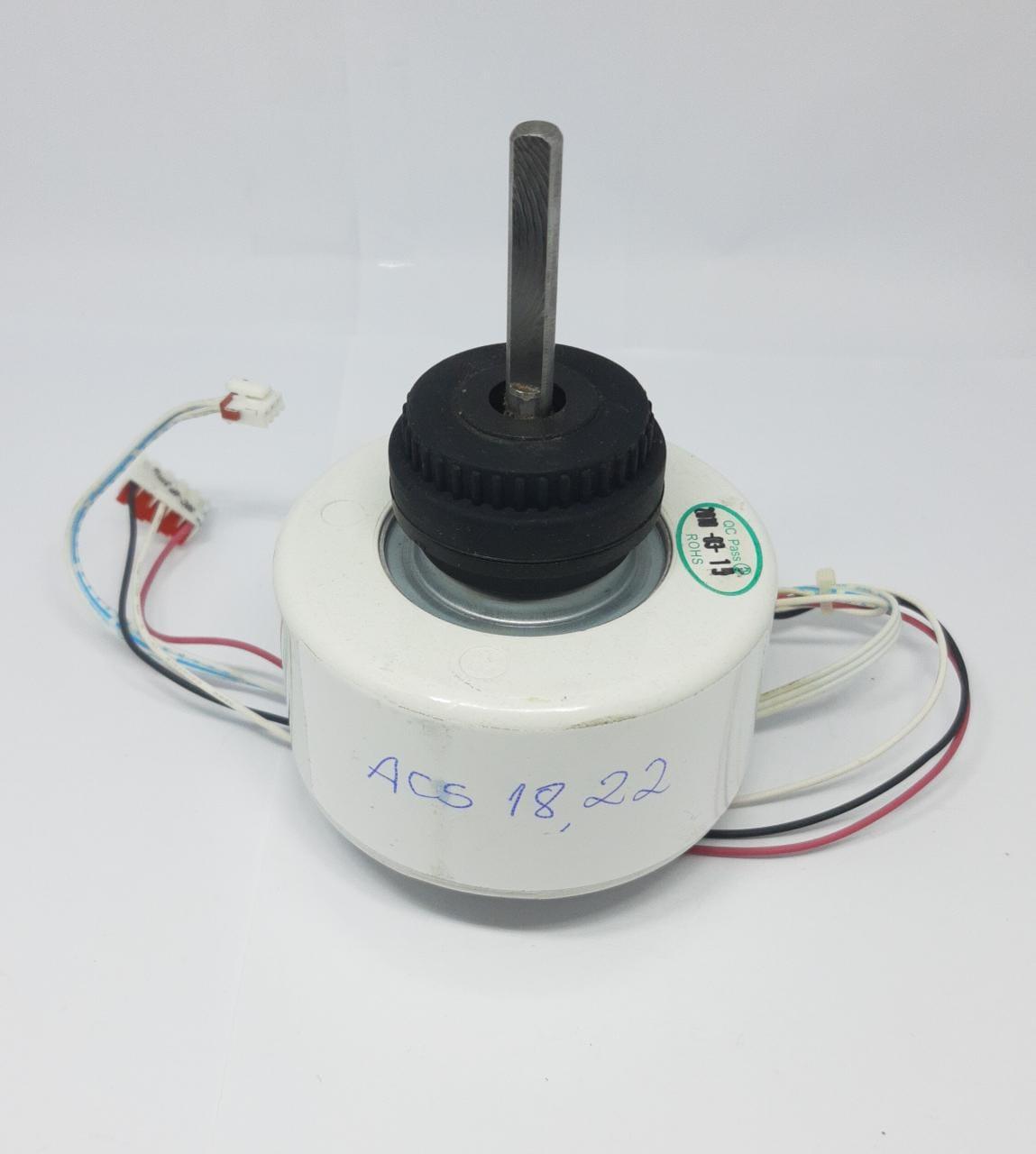 Motor Ventilador Evaporadora 22.000 Btus Agratto One Acs22 Original