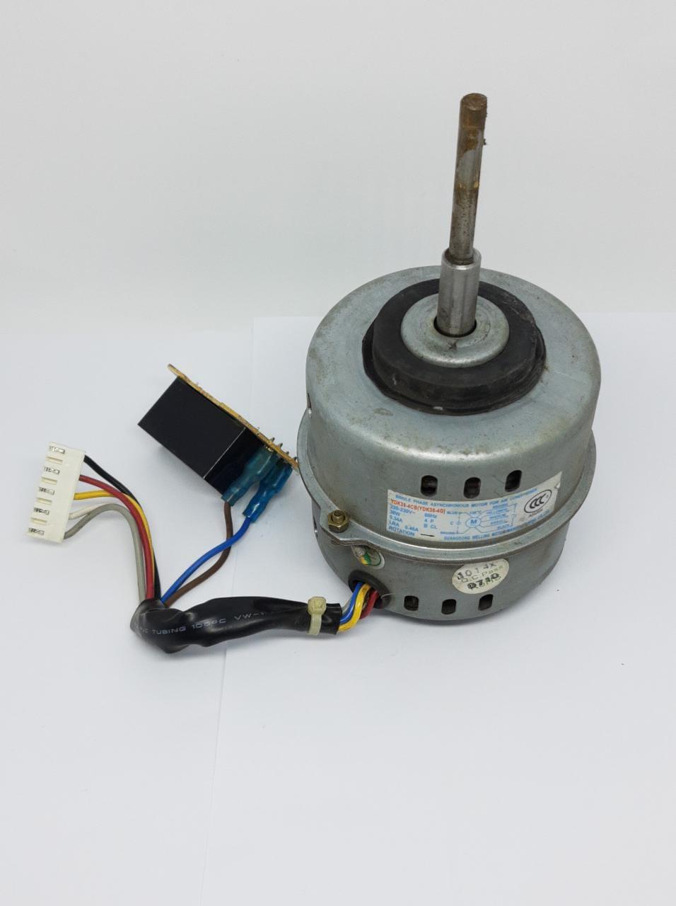 Motor Ventilador Evaporadora Electrolux 24.000 Btus PI24R (usado)