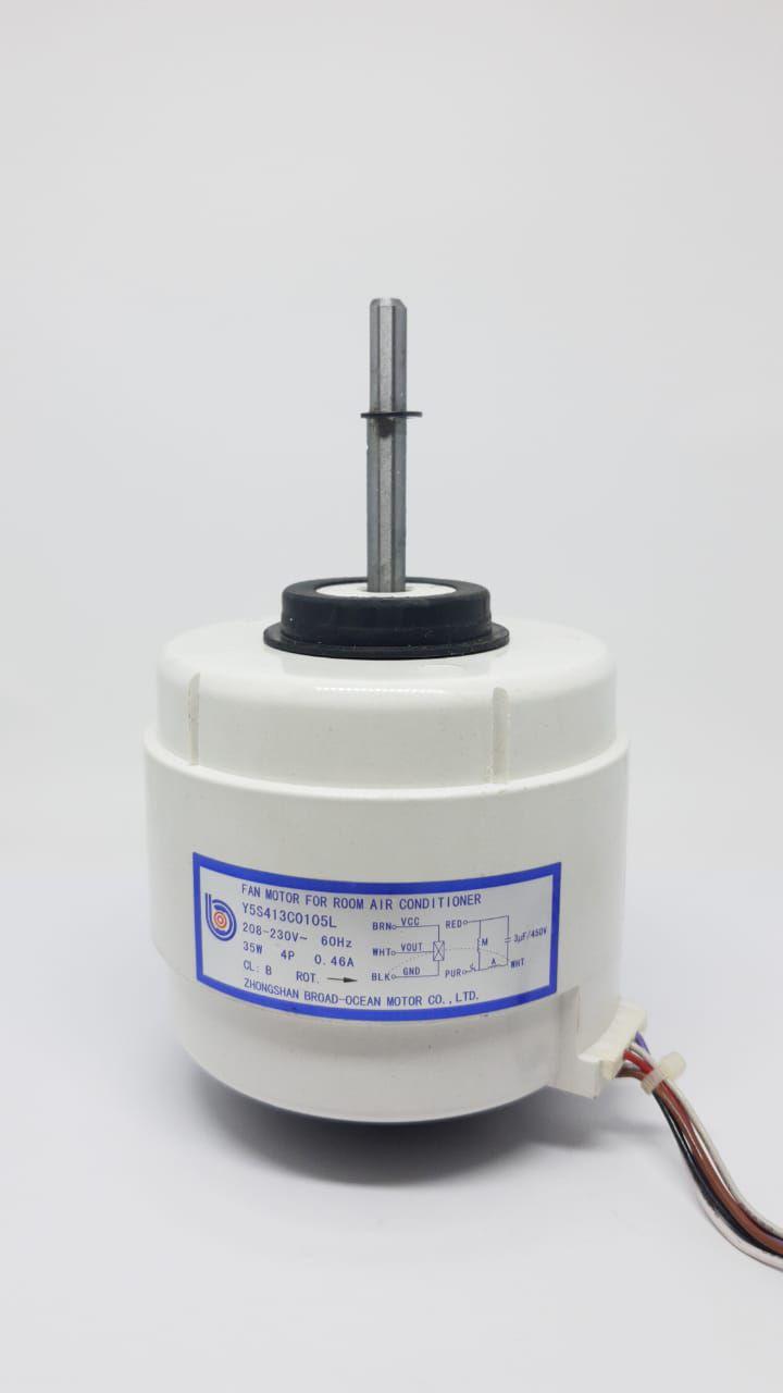 Motor ventilador evaporadora Elgin 24.000 Ecologic e outros