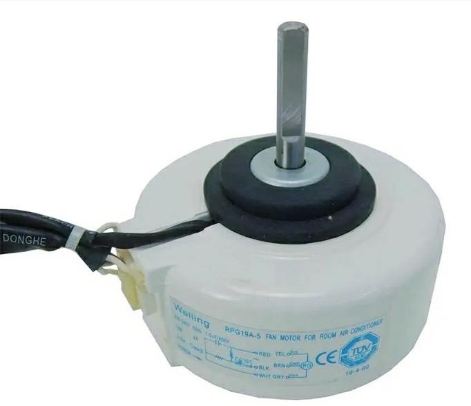 Motor Ventilador Evaporadora Elgin 9.000 E 12.000 Btus Rpg19a-5