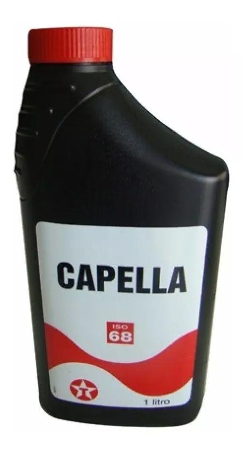 Óleo Capella Iso68 Marca Texaco