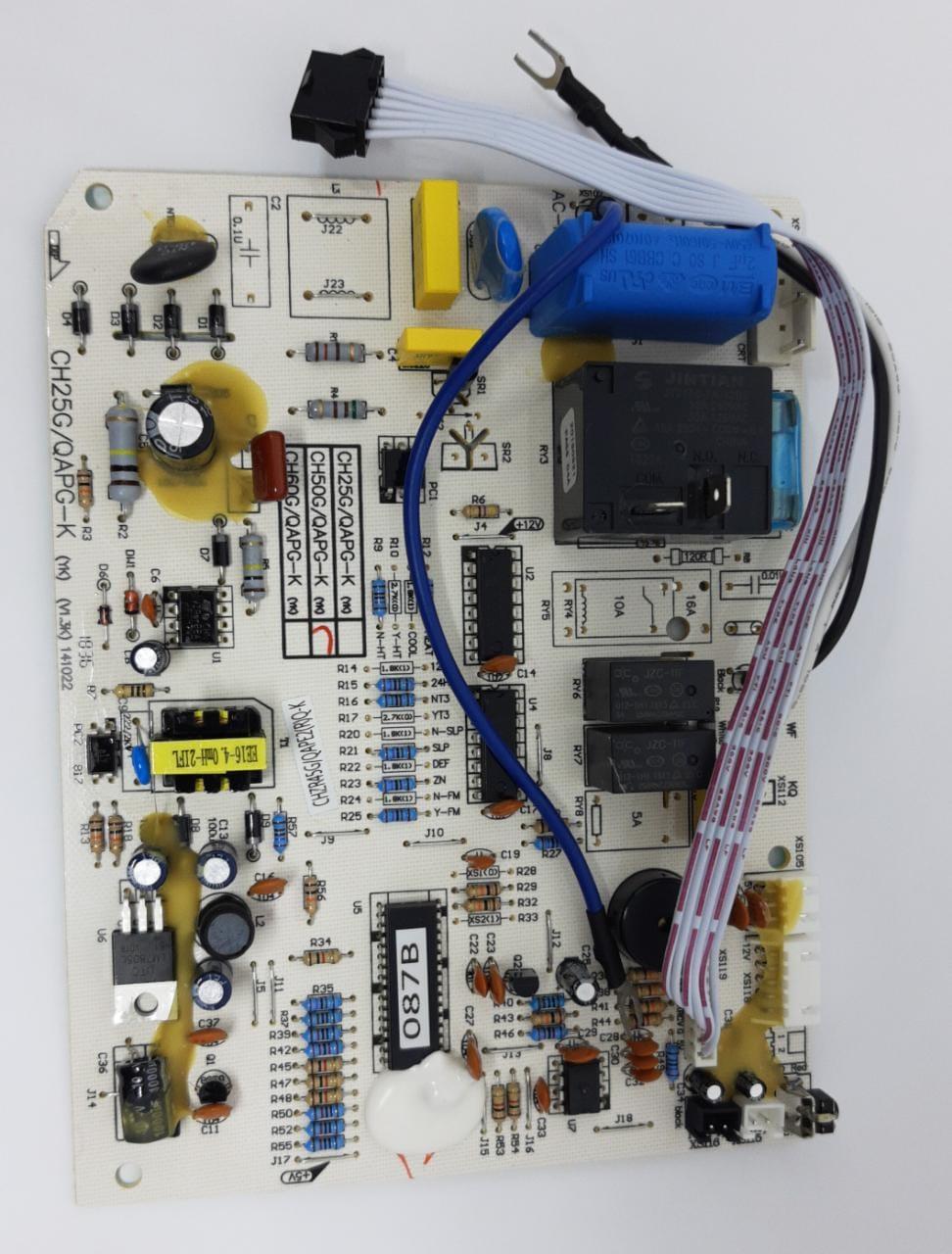 Placa De Circuito Impresso Principal agratto 18000 BTUs Q/F