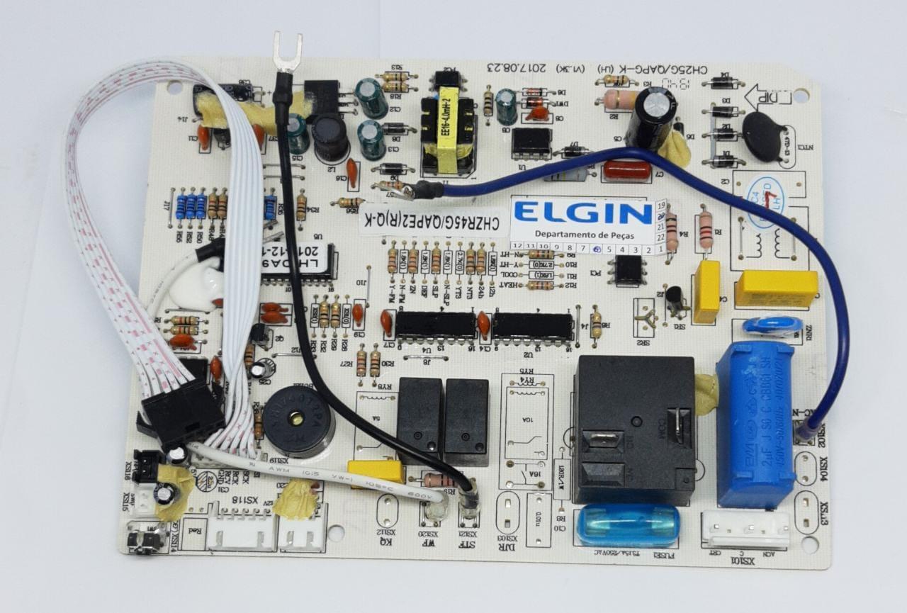 Placa Evaporadora 18.000 Btus Ecologic Q/F Hlqi18b2fa Elgin