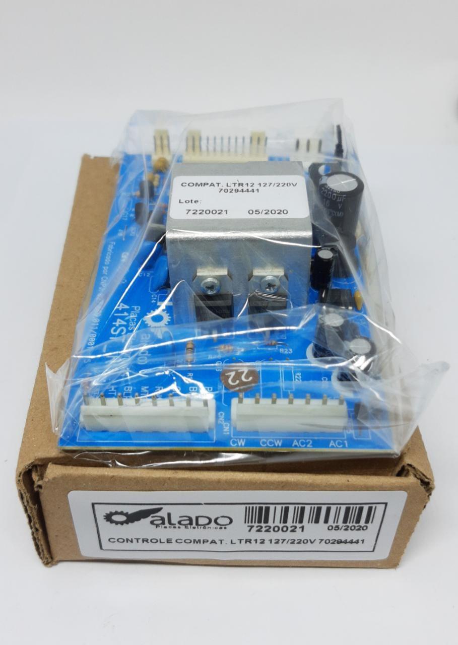 Placa De Potência Electrolux Ltr12 127/220v 70294441 - Alado