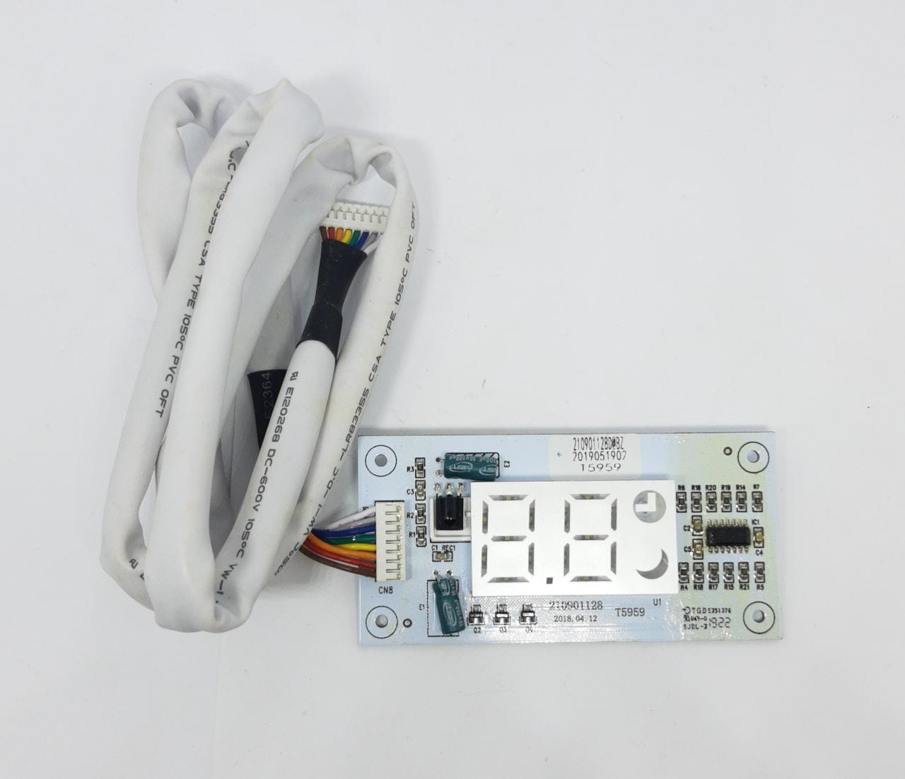 Placa Display Evaporadora 30.000 Btu Agratto Eco Ecs30 Original