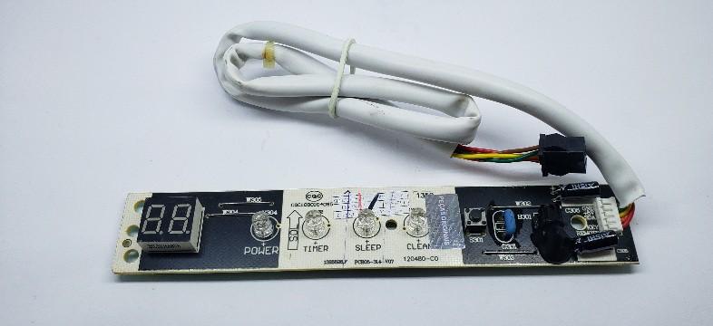 Placa Display Evaporadora  Split Consul 7/9/12/18/22 Btus  Original W10324351