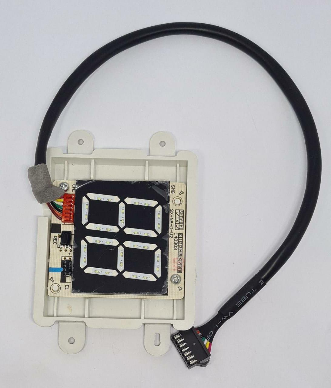 Placa Display Receptora Evaporadora 12.000 Btus Q/F Hpqi12a2na Elgin