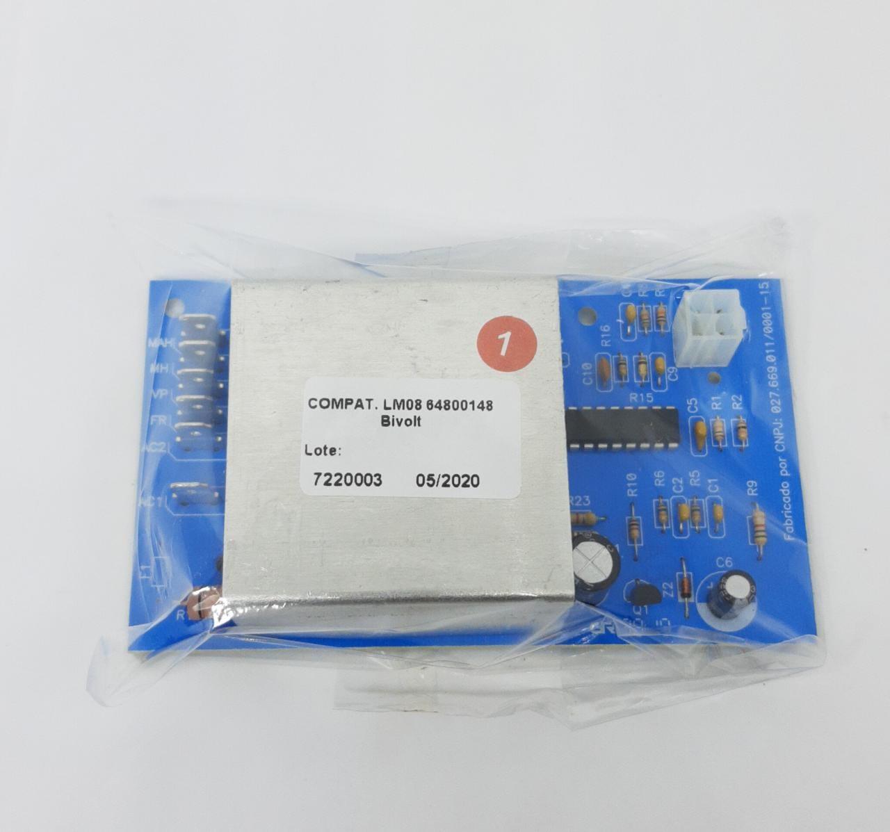 Placa Potencia Electrolux Lm08 - 67800148 Bivolt - Alado