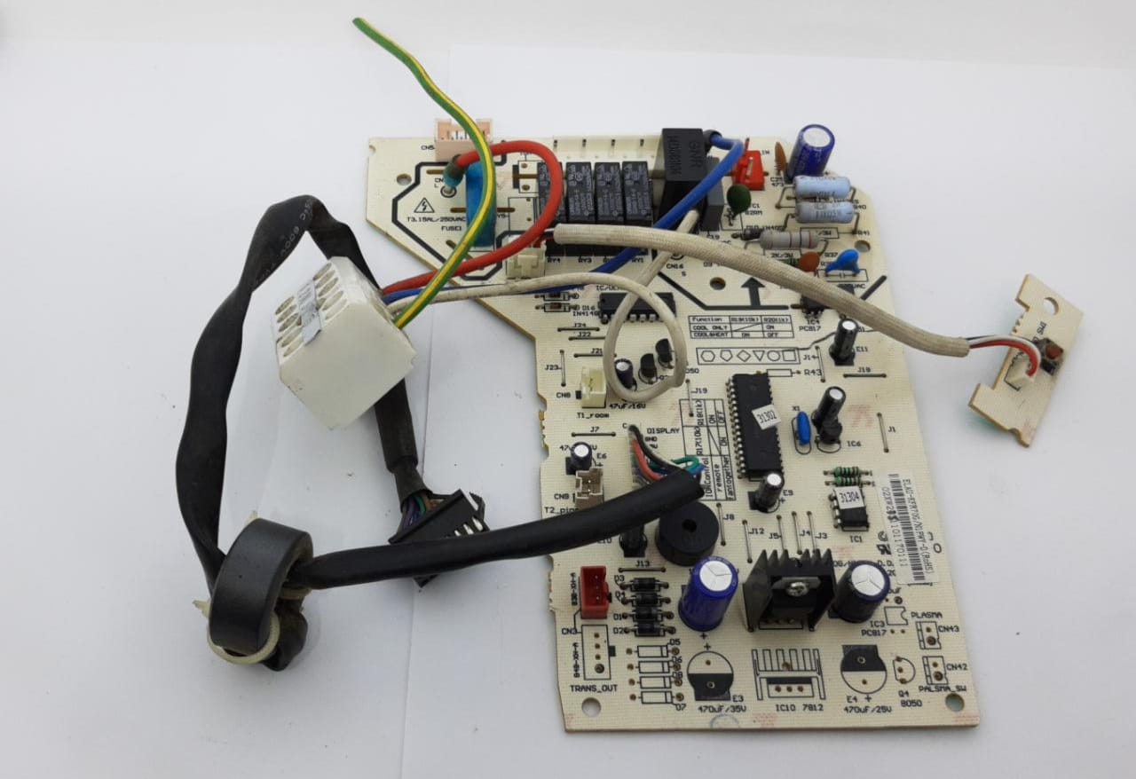 Placa Eletronica Evaporadora Electrolux Modelo Pi18r, Pi24r (usado)