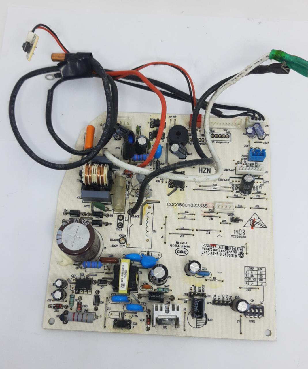 Placa Evaporadora Komeco Inverter KOHI24QC BB (USADA)