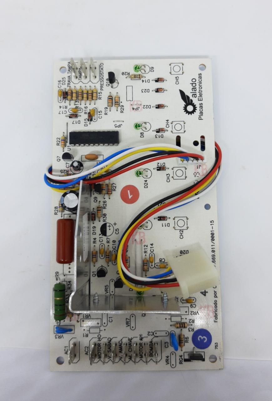 Placa Potencia Colormaq Lca11 Bivolt - Alado