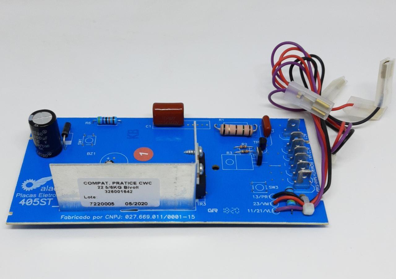 Placa Interface Consul Cwc22 5/6kg Bivolt - 326001642 - Alado