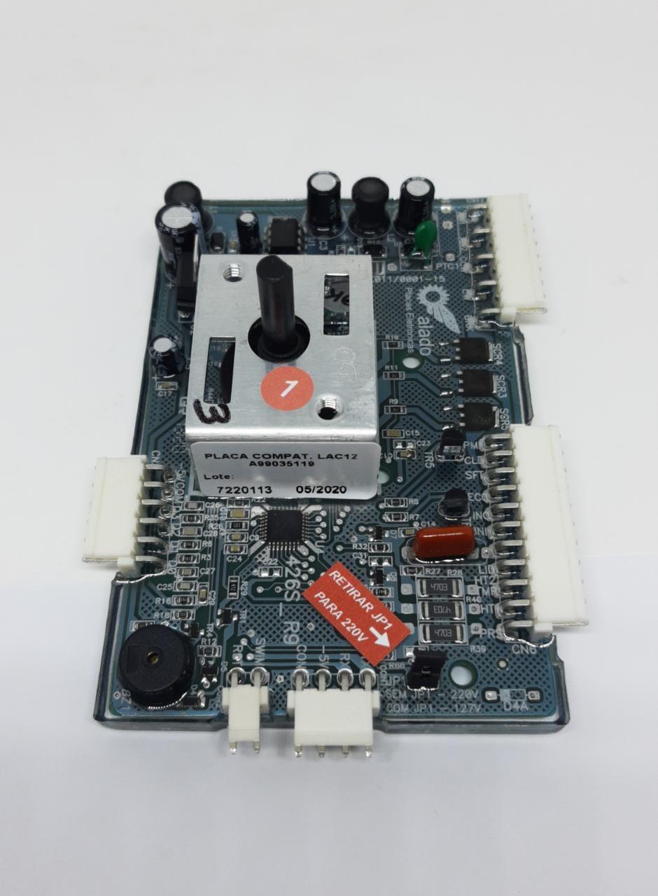 Placa Potencia Electrolux Lac12 099035119 - Alado