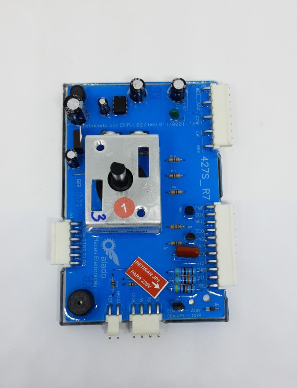Placa Potencia Electrolux Lbu15 - 70200963 - Alado