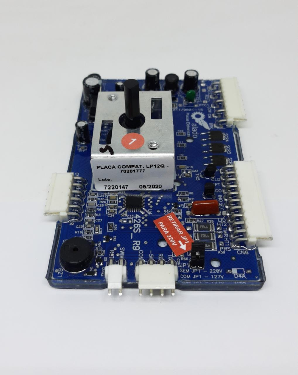 Placa Potencia Electrolux Lp12q 70201777 - Alado