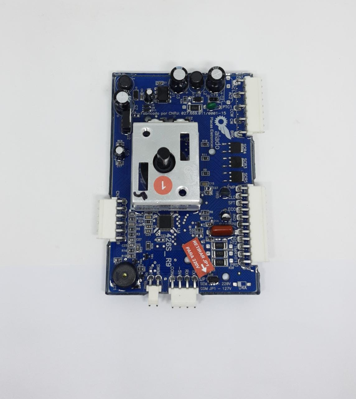 Placa Potencia Electrolux Lt13b A99035102 - Alado