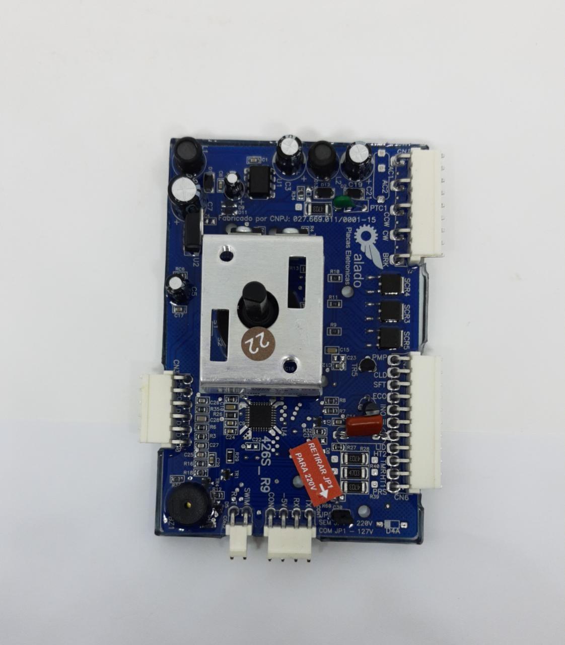 Placa Potencia Electrolux Ltd16 A99035108 - Alado