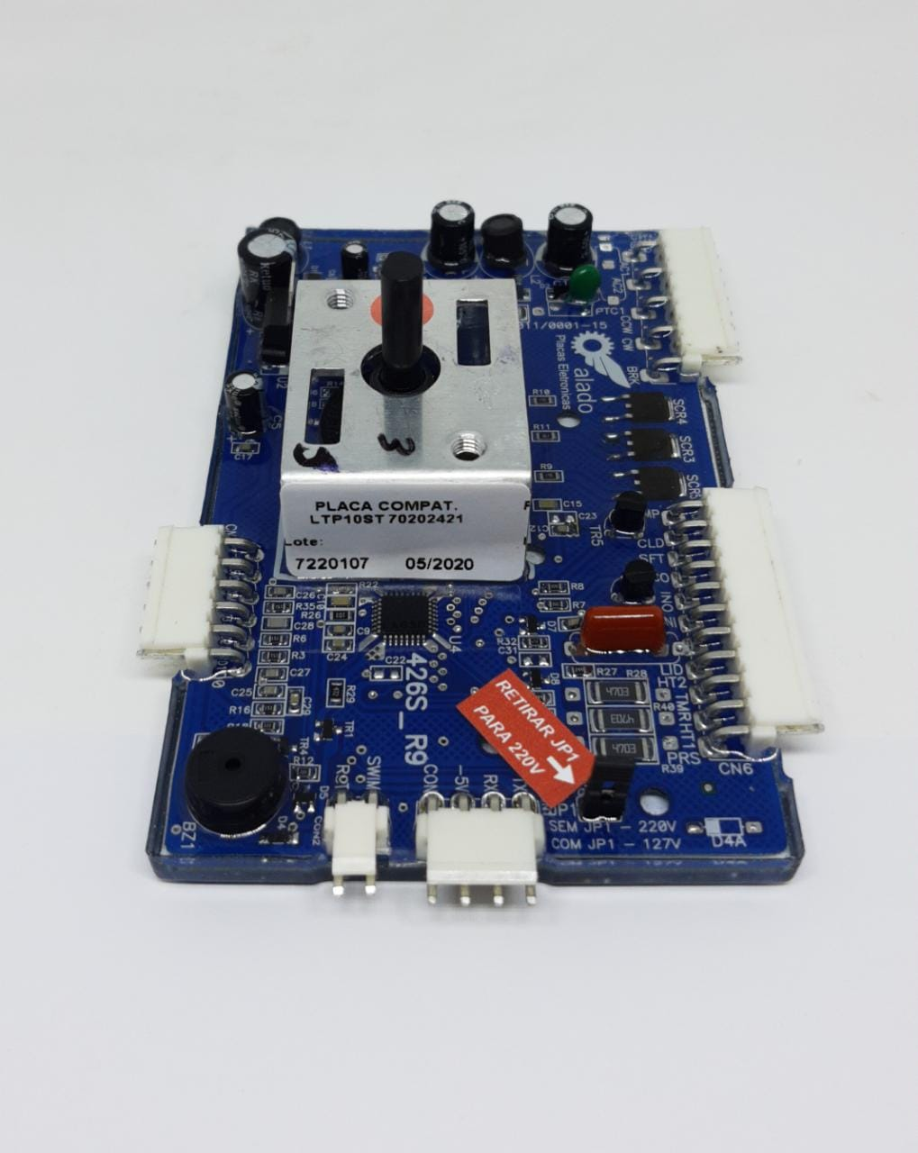 Placa Potencia Electrolux Ltp10st 70202421 - Alado